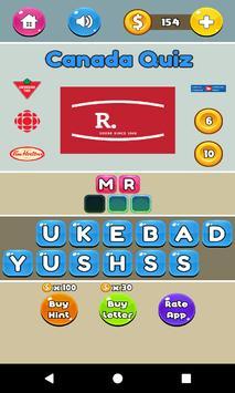Canada Logo Quiz - Fun Quizzes screenshot 4