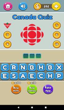 Canada Logo Quiz - Fun Quizzes screenshot 6