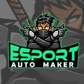 Logo Esport Auto Maker   Create Logo Gaming icon
