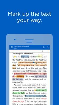 Logos Bible screenshot 3