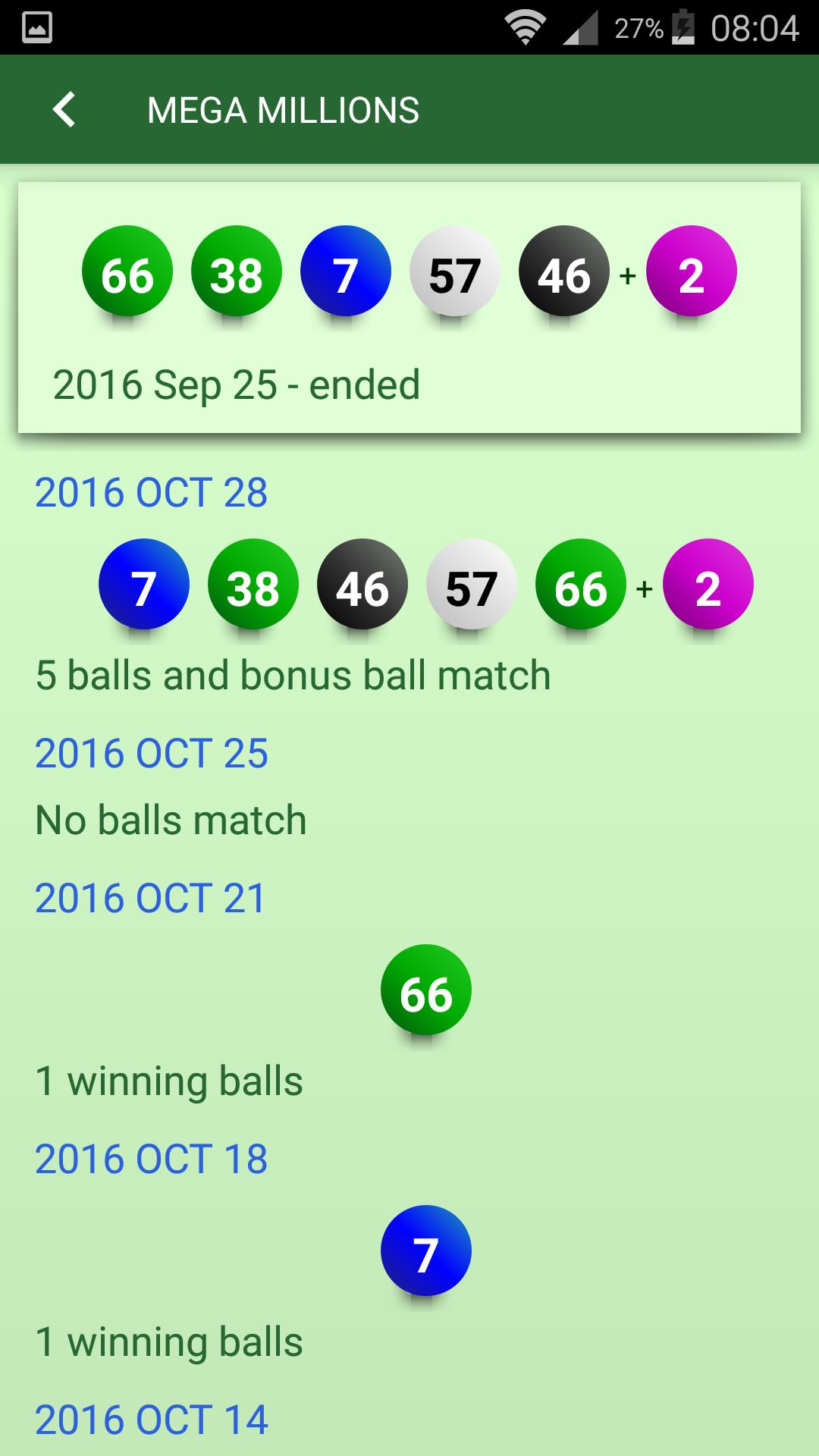 Lottery Generator & Statistics for Android - APK Download