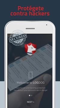 Protección de Datos - LogDog Poster