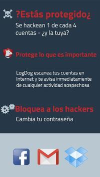 Protección de Datos - LogDog captura de pantalla 1