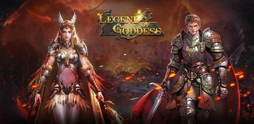 The Legend Of Goddess APK