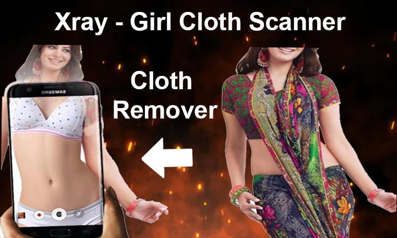 24+ X Ray Cloth Remover App