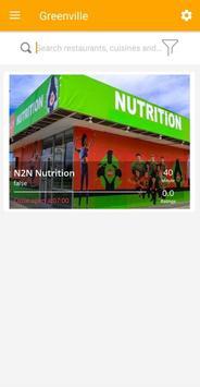 N2N Nutrition poster