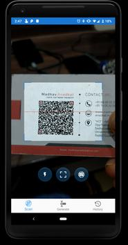 Qr Code Generator and Scanner screenshot 1