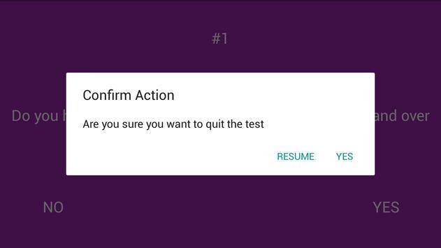 Mental Health Test screenshot 8