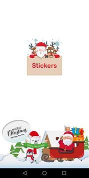 Christmas Stickers For Whatsapp - WAStickerApps screenshot 5