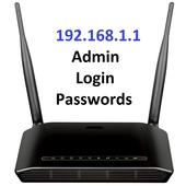 192.168.11 Admin Password icon