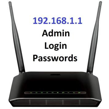 192.168.11 Admin Password poster