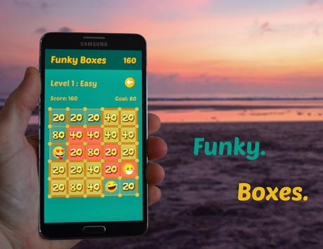 Funky Boxes poster