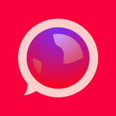 Loka World app - Chat and meet new people アイコン