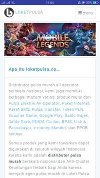 Loket Pulsa screenshot 2