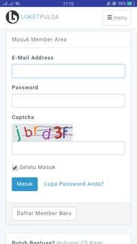 Loket Pulsa screenshot 7