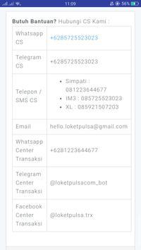 Loket Pulsa screenshot 4