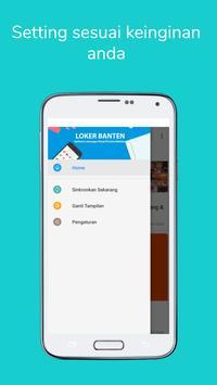 Loker Banten imagem de tela 3