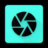 ShaCam - capture Raw Photos icon