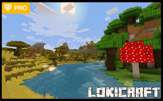 Lokicraft 2 : New Building Crafting 2021 screenshot 6