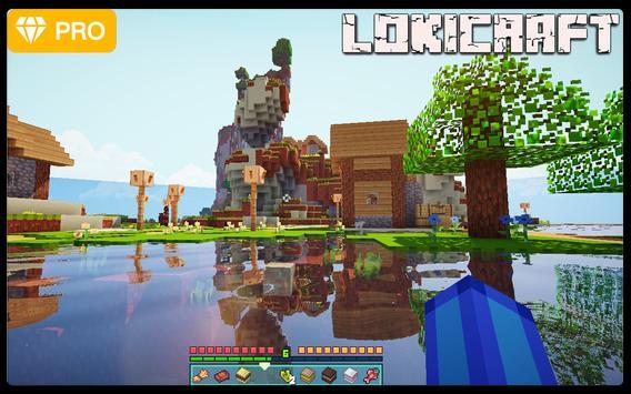 Lokicraft 2 : New Building Crafting 2021 screenshot 8