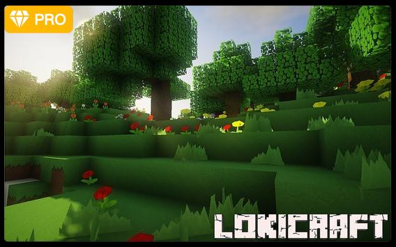 Lokicraft 2 : New Building Crafting 2021 poster