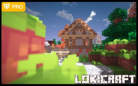 Lokicraft 2 : New Building Crafting 2021 screenshot 14