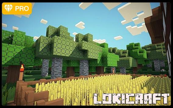 Lokicraft 2 : New Building Crafting 2021 screenshot 2