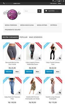 Ametista Webstore screenshot 5