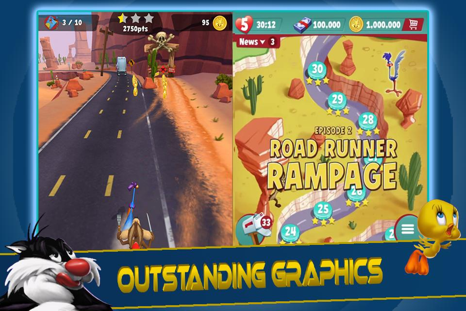 Bunny Rabbit: Dash Toons Run for Android - APK Download