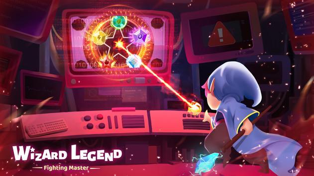 Wizard Legend screenshot 1