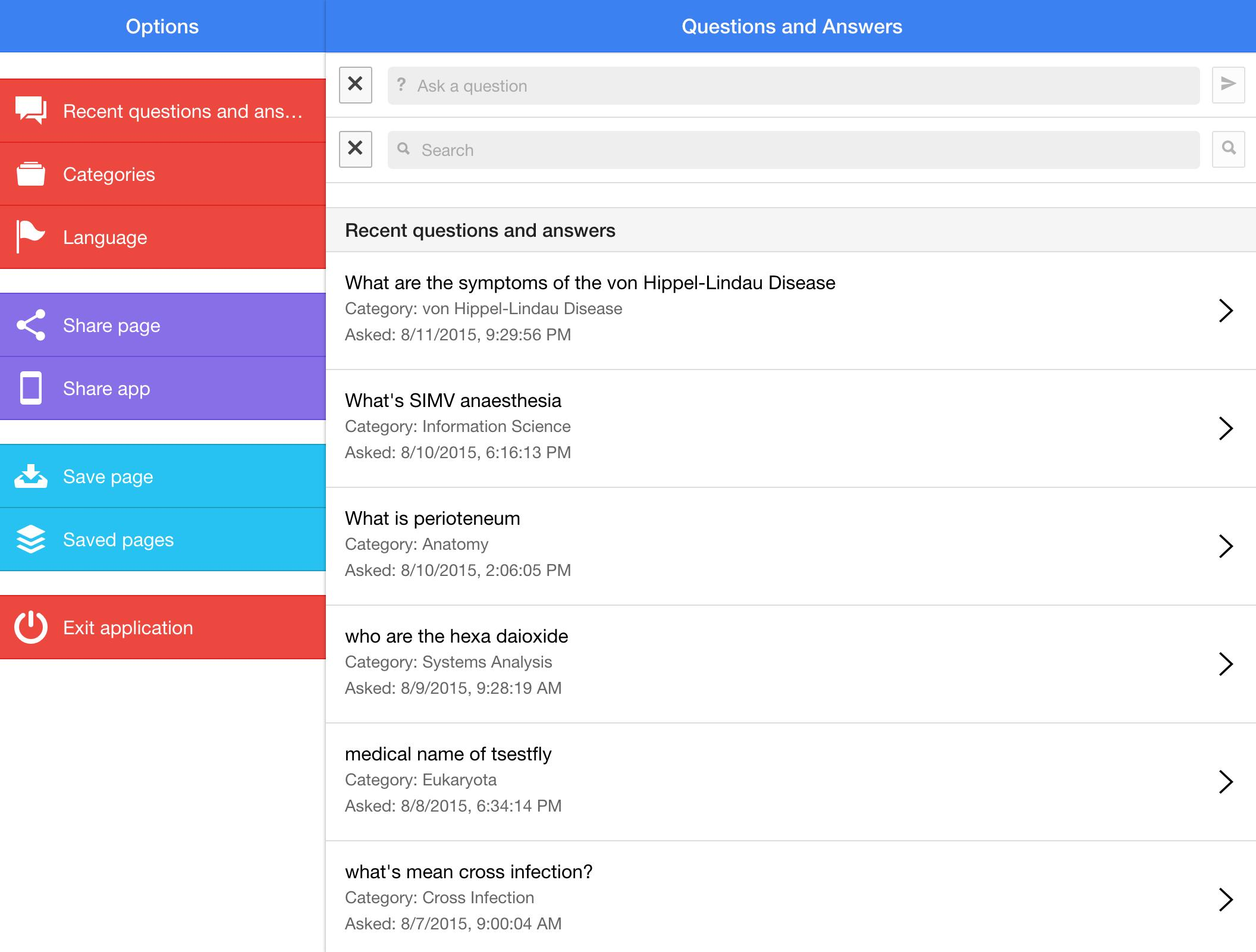 Medical Questions and Answers for Android - APK Download