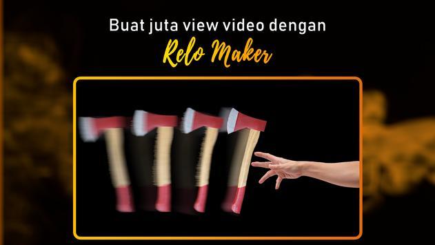 Reverse Video: Video Terbalik Mundur - Tanpa iklan syot layar 1