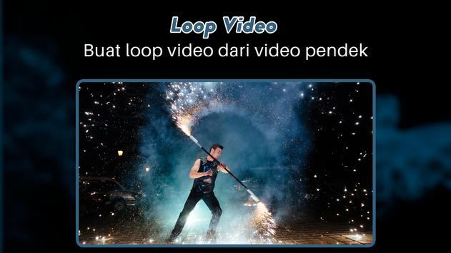 Reverse Video: Video Terbalik Mundur - Tanpa iklan syot layar 3