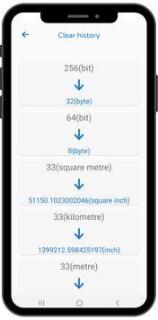 Calculator capture d'écran 4