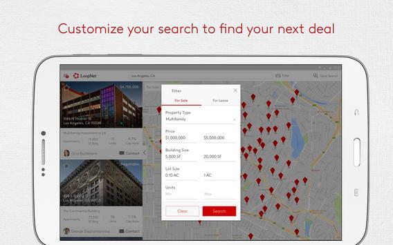 LoopNet screenshot 7