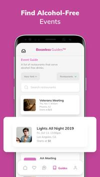 LOOSID – Sober Social Network screenshot 7