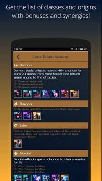 Teamfight Tactics TFT Guide for League of Legends ảnh chụp màn hình 9