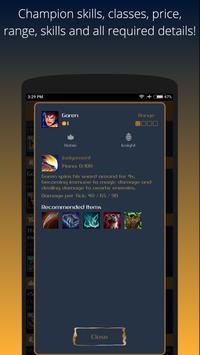 Teamfight Tactics TFT Guide for League of Legends ảnh chụp màn hình 10