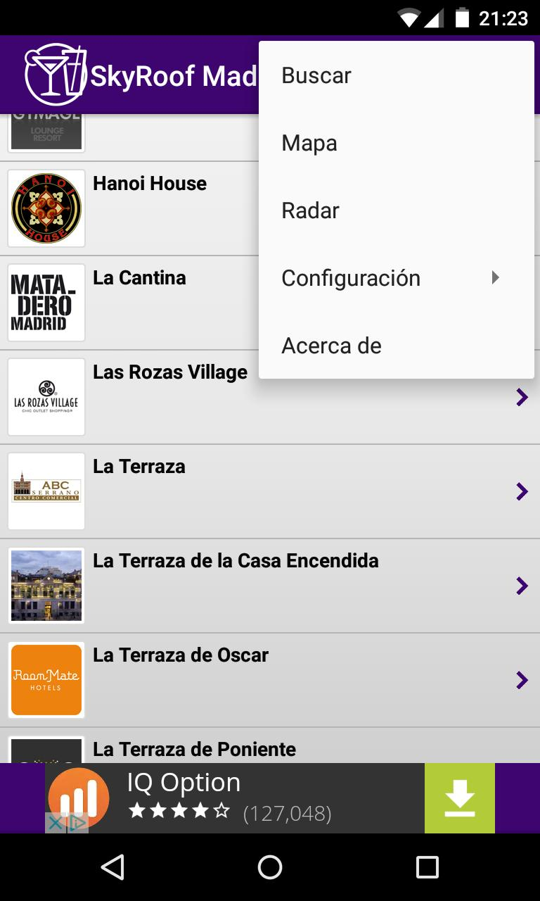 Skyroof Madrid For Android Apk Download
