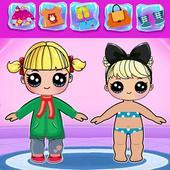 Dressup Doll Babydolls 2 icon
