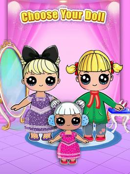 Dressup Doll Babydolls 2 screenshot 1