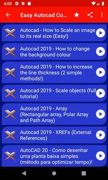 Easy Autocad Tutorial For Beginners screenshot 1