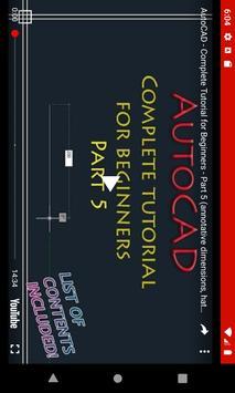 Easy Autocad Tutorial For Beginners screenshot 3