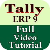 Easy Tally ERP9 Complete Tutorial Course icon