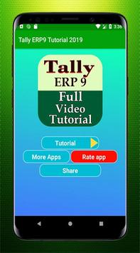 Easy Tally ERP9 Complete Tutorial Course poster