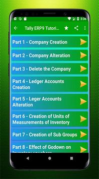 Easy Tally ERP9 Complete Tutorial Course screenshot 1