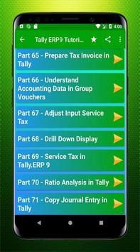 Easy Tally ERP9 Complete Tutorial Course screenshot 2