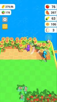 أرض المزرعة: لعبة الزراعة الحياة تصوير الشاشة 2