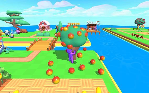 أرض المزرعة: لعبة الزراعة الحياة تصوير الشاشة 14