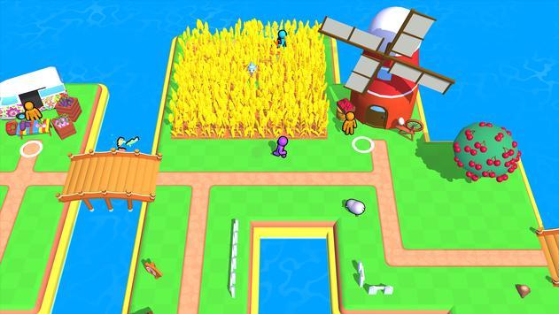 أرض المزرعة: لعبة الزراعة الحياة تصوير الشاشة 7